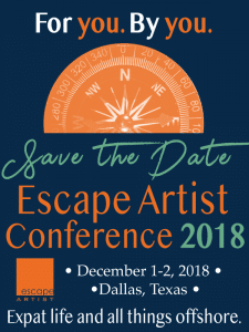 Escape Artist Conference 2018