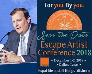 Escape Artist Conference