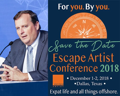 Escape Artist Conference Will Feature Attorney Joel Nagel in December 2018