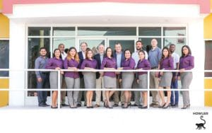 Caye International Bank Staff