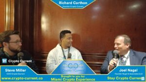 Joel Nagel hosted on Crypto Current Podcast 2021 and speaks about crypto and asset protection