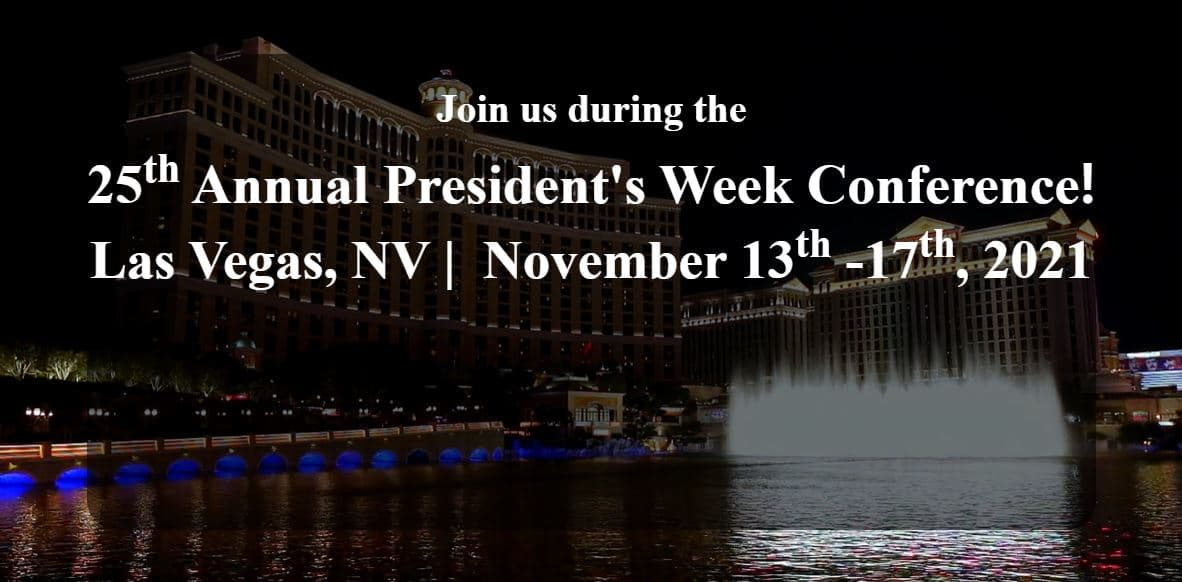 Read more about the article Joel Nagel to Host 25th Annual President's Week Conference